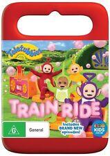 Teletubbies: Train Ride NEW R4 DVD
