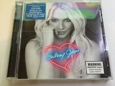 BRITNEY SPEARS - BRITNEY JEAN CD