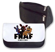 FIVE NIGHTS AT FREDDYS  PENCIL CASE FNAF GANG BAG PERFECT FOR SCHOOL HOME