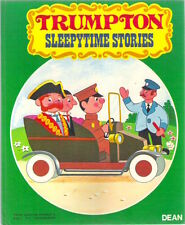 TRUMPTON SLEEPYTIME STORIES Gordon Murray 1st hb 1974 Children UK TV Collectable