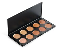 10 Colors Contour Makeup Concealer Face Cream Camouflage Neutral Palette Set Kit