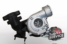 TURBOCOMPRESSORE VW AUDI SKODA 74kw 100ps 101ps AXR BSW BEW 722730