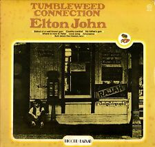 ELTON JOHN - Tumbleweed Connection 1980 (Vinile=Mint) LP 12""