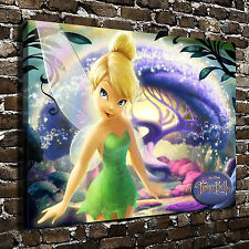 Disney Fairies Tinker Bell Paintings HD Print on Canvas Home Decor Wall Picture