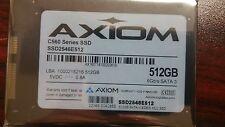 Axiom c560 512gb ssd drive