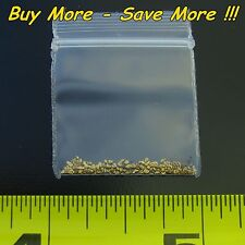 .235 Gram Natural Raw Alaskan Placer Gold Dust Fines Nugget Flake From Alaska AU