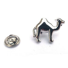 Dromedary Camel LAPEL PIN BADGE Holiday Lover Christmas Present GIFT BOX