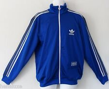 nwt~Adidas Originals ULTRASTAR Track sweat Jacket shirt Top firebird~Mens sz XL