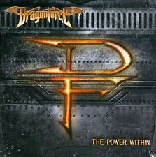 Dragonforce - Power Within cd near mint, will combine s/h