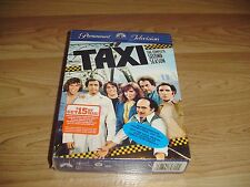 Taxi - The Complete Second Season (DVD, 2005, 4-Disc Set tv series NEW