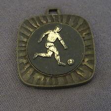 872B Médaille Laiton Sport Football
