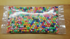Mixed Colour 8mm Rig Making Beads,Included Luminous.Well Over 1000 Per Pack.