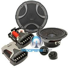 "HERTZ ESK-165L.5 CAR AUDIO 6.5"" COMPONENT SPEAKERS MIDS TWEETERS CROSSOVERS NEW"