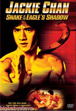 SNAKE IN THE EAGLE'S SHADOW Jackie Chan Rare OOP Brand New & Factory Sealed DVD