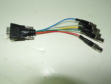 LWC DSUB VGA TO RGB - Media Projector Video Cable Male