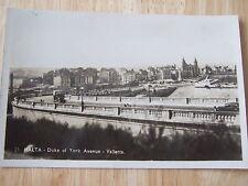 Malta,  Valletta, Duke of York Avenue  Alf Galea Zammit,  R/Photo/Postcard