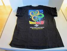 MENS XL DRAGONBALL Z TEE SHIRT COLLECTIBLE CARD GAME GREAT FOR THE GAME PLAYER