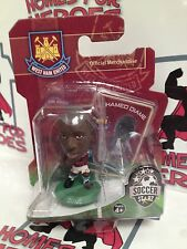 SOCCERSTARZ WEST HAM UNITED MOHAMED DIAME GREEN BASE SEALED IN BLISTER PACK