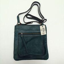 Fossil Damen Handtasche Sasha Mini Leder Dunkelblau SL2475407