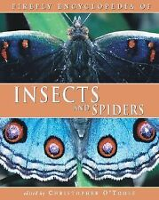 Firefly Encyclopedia of Insects and Spiders-ExLibrary