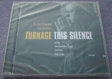 TURNAGE Chamber Works NASH ENSEMBLE New Sealed CD Mark-Anthony Quartet Piano