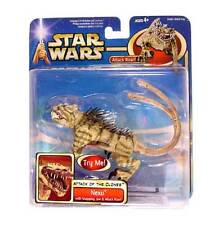 STAR WARS GRANDE Nexu ARENA MONSTER creatura toy action figure in Scatola & RARO