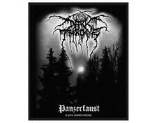 OFFICIAL LICENSED - DARKTHRONE - PANZERFAUST SEW ON PATCH METAL