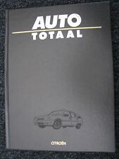 Auto Totaal, Citroën (JOR-LIN) (Nederlands) no dust cover