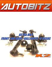 Se adapta a Astra MK4 G 1998-2006 Barras De Enlace Estabilizador Delantero, balljoints & D Bushs 6PCE