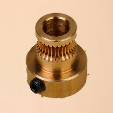 For Reprap 3D printer Feedstock Wheel Extruder Gear Hobbed Gear Drive Gear