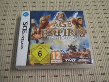 Age of Empires Mythologies para Nintendo DS, DS Lite, DSi XL, 3ds