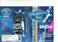 Australian Idol:Uncut-Dicko Journey-2003/2009-TV Series Australia-DVD