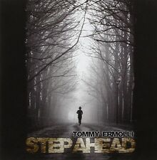 TOMMY ERMOLLI - STEP AHEAD  CD NEU