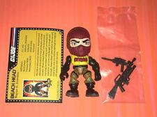 CUSTOM The Loyal Subjects - GI Joe Wave 2 - BEACHHEAD India Funskool Red Hooded