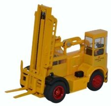 OXFORD DIECAST, 76SDF003, SHELVOKE & DREWRY FREIGHTLINER, BR YELLOW, 1:76 SCALE