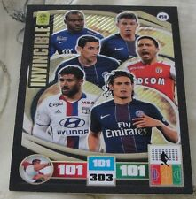 Adrenalyn 2016-17 Ligue 1 Invincible card Rare NEW