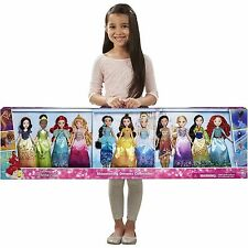 Disney Princess Baby Dolls Collection Set Pack Character Toys For Girls Kids