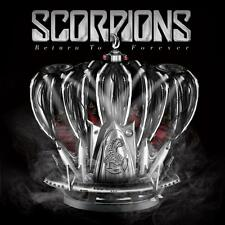 Return to Forever (Limited Deluxe Editon) von Scorpions (2015)