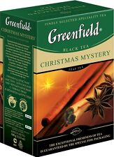"Greenfield ""Christmas Mystery"" Leaf Tea 100gr = 3.5 oz"