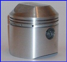 NEW PISTONS COMPLETE SET PISTON PISTÓN KIT WITH RINGS DUCATI 250 4T Mach 1 1966
