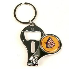 (2) NEW Brooklyn Nets 3 IN 1 KEYCHAIN, Bottle Opener, Nail Clippers