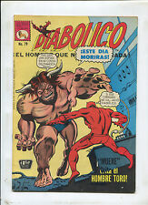 DIABOLICO (DAREDEVIL) MEXICAN #79 (6.0) VHTF! 1973