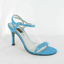 Ladies Lexus Sandals - Silver, Gold & Turquoise - Sizes 3 to 8 (K3/2/16-5 shop)