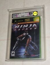 Ninja Gaiden, 2004 Original Xbox, New, Sealed!  VGA 85+