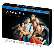 Friends - Complete TV Series Seasons 1-10 Blu-Ray Boxed Set Collection NEW!