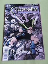 CYBERELLA - HELIX DC COMIC-USA  - JAN 1997  # 5  - VG