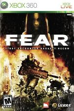 F.E.A.R.: First Encounter Assault Recon - Xbox 360 Game