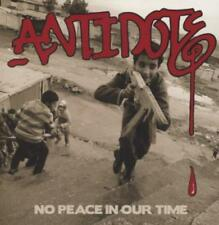 No Peace In Our Time von Antidote (2012) - CD
