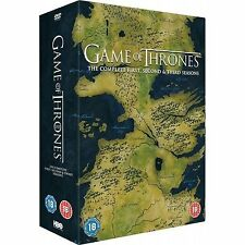 GAME OF THRONES SEASONS 1-3 COMPLETE DVD BOX SET SERIES 1 ,2 & 3 HBO BRAND NEW