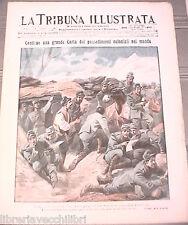 LA TRIBUNA ILLUSTRATA 24 31 ottobre 1915 Lettere ai soldati Val Landro Danubio